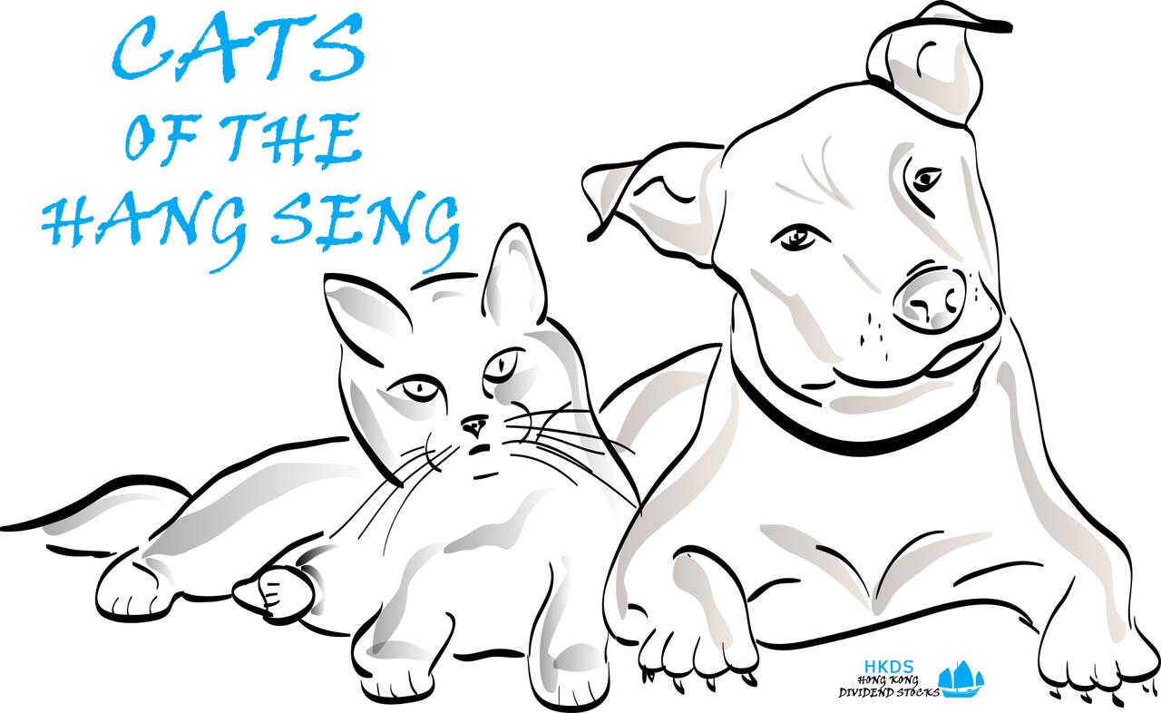 The Cats of the Hang Seng 2020