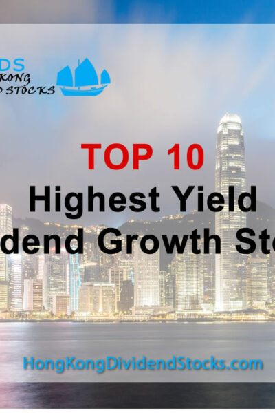 Top 10 High yield Dividend Stocks