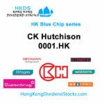 CKH Holdings  HKG:0001 - Hong Kong Blue Chip stock