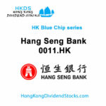 Hang Seng Bank  HKG:0011 - Hong Kong Blue Chip stock