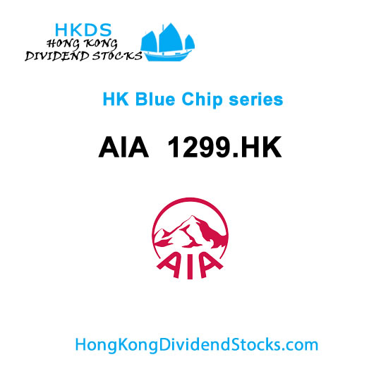 AIA  HKG:1299 – Hong Kong Blue Chip stock