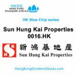 Sun Hung Kai Properties  HKG:0016 - Hong Kong Blue Chip stock