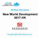 New World Development  HKG:0017 - Hong Kong Blue Chip stock