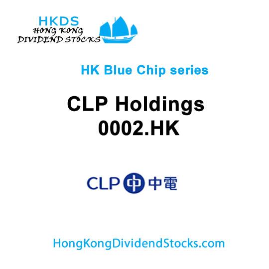 CLP Holdings  HKG:0002 – Hong Kong Blue Chip stock
