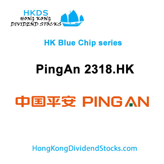 PING AN  HKG:2318 – Hong Kong Blue Chip stock