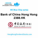 Bank of China HK  HKG:2388 - Hong Kong Blue Chip stock
