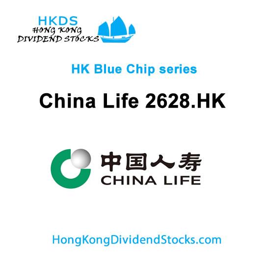 China Life  HKG:2628 – Hong Kong Blue Chip stock