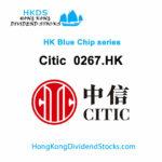 Citic  HKG:0267 - Hong Kong Blue Chip stock