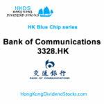 Bank of Communications  HKG:3328 - Hong Kong Blue Chip stock