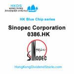 Sinopec  HKG:0386 - Hong Kong Blue Chip stock
