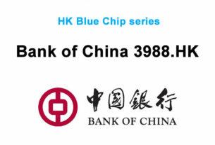 Bank of China  HKG:3988 – Hong Kong Blue Chip stock