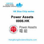 Power assets  HKG:0006 - Hong Kong Blue Chip stock
