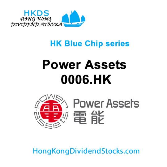 Power assets  HKG:0006 – Hong Kong Blue Chip stock
