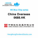 China Overseas  HKG:0688 - Hong Kong Blue Chip stock