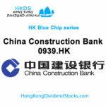 China Construction Bank  HKG:0939 - Hong Kong Blue Chip stock