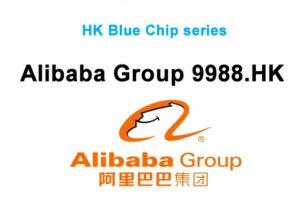 Alibaba  HKG:9988 – Hong Kong Blue Chip stock