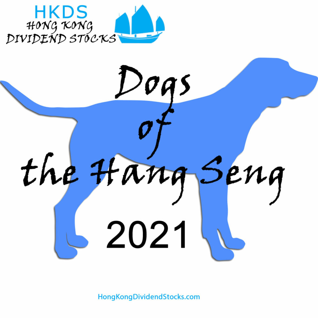High yield dogs of the hang Seng Dogs of the dow 2021