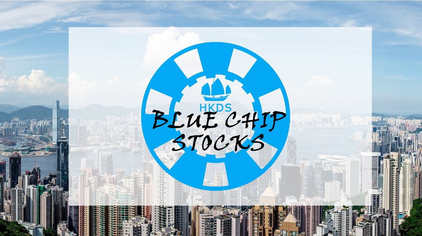 Blue CHip companies and their stocks