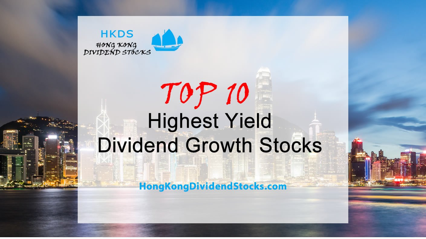 Top 10 high yield stocks at this moment