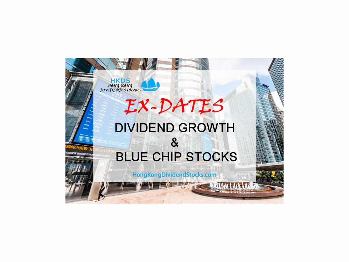 Upcoming Dividends ex dates in Hong Kong