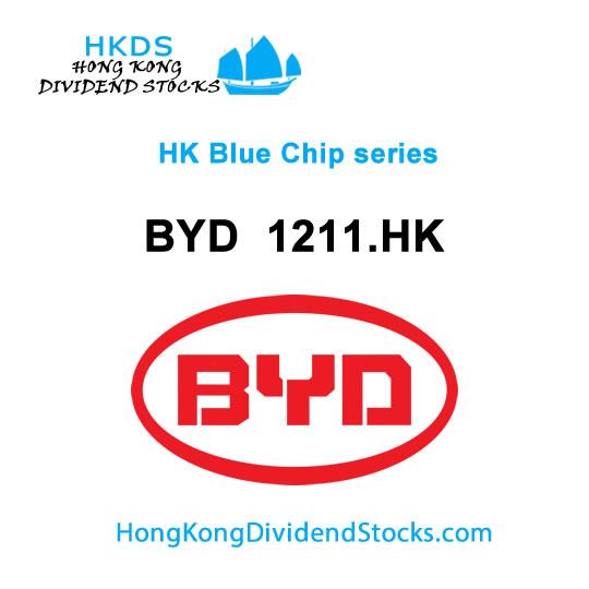 BYD Company  HKG:1211 – Hong Kong Blue Chip stock
