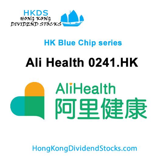 Ali Health  HKG:0241 – Hong Kong Blue Chip stock