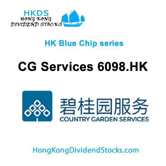 CG Services  HKG:6098 – Hong Kong Blue Chip stock