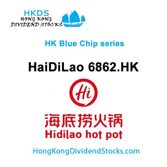 HaiDiLao  HKG:6862 – Hong Kong Blue Chip stock