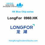 LongFor Group  HKG:0960 - Hong Kong Blue Chip stock