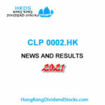 HKG:0002 CLP Results 2021