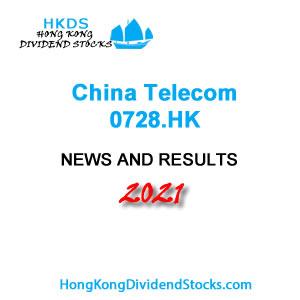 HKG:0728 China Telecom Results 2021